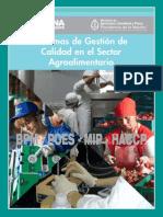 Gestion Calidad Agroalimentario 2013