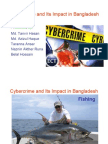 Cybercrime and Its Impact in Bangladesh