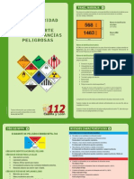 Guía Fichas Seguridad Mercancias Peligrosas 2011
