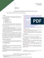 Standard Specification for Zinc1