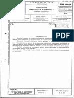 STAS 9864-74 Roci Utilizate in Constructii