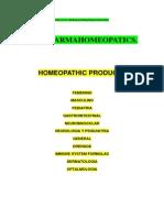 Vademécum Formulas_BIO-PHARMAHOMEOPATICS.
