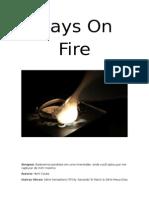 Days On Fire - Ulay, Oh (10º Capítulo)