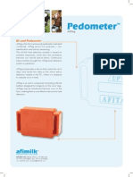 Pedometer New Press