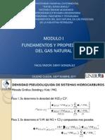 Fundamentos y Propiedades Del Gas Natural