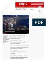 10 Things Hong Kong Does Better Than Anywhere Else - CNN