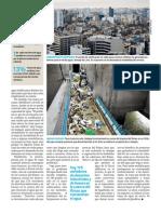 Problematica Agua en Lima