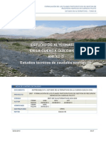 Referencia Caudal Ecologico Inf Tecnico 023 2012 07 Alternativas Anexo d Ed6