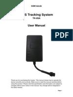 TK06A User Manual