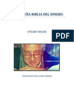 La Pequeña Biblia Del Dinero - Stuart Wilde