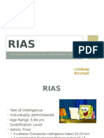 rias presentation 657 march 2014