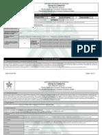 Reporte Proyecto Formativo - 510768 - Diseño de Sesiones Formativas