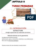 Cap II - Estructuras Primarias