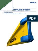 Handbook: Formwork Scaffolding Engineering