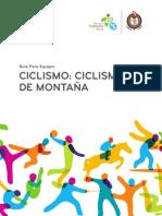 TG Cycling Mountain Bike SP #2015TO