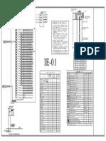 IE 01 Instalaciones Eléctricas BOCATTA IE 01