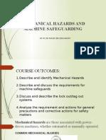 Machine Hazards and Safeguarding