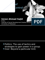 Politics of Population Control-By Imran Ahmad Sajid-18!02!2010