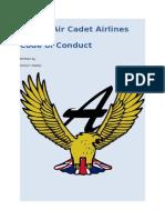 virtual air cadet airlines coc