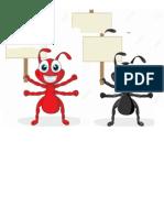 Hormigas Recuerdo