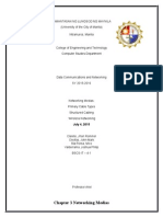 Data Communications and Networking Document