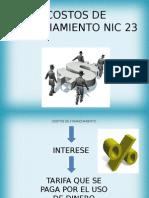 Nic 23 Diapositivas