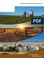 Agricultural Competitiveness White Paper
