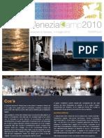 Portfolio VeneziaCamp2009
