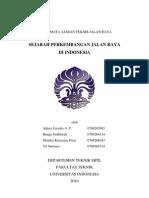 Sejarah Perkembangan Jalan Raya di Indonesia (dan Jalan Raya Pos)