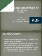 methodsandstrategies0fteachingjerrin-110322151324-phpapp01