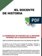 Libro Del Docente de Historia
