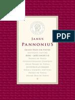 Janus Pannonius Grand Prize for Poetry 2013