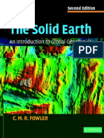 The Solid Earth (La Tierra Solida)