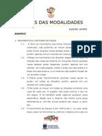 REGRAS MODADLIDADE XADREZ