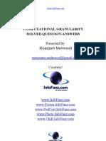 Computational Granularity by InfoFanz