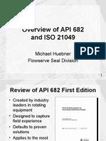 API 682 Overview