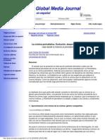 Juan Carlos Gil - La crónica periodística. Evolución, desarrollo y nueva perspectiva.pdf