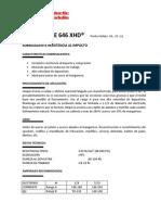 E646 XHD Español