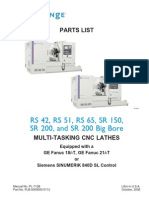 HARDINGE SR51 PLB-0009500-0112