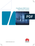 HUAWEI CloudEngine 6800 Switch Datasheet
