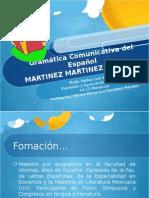 Gramática Comunicativa del Español