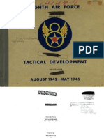 Eighth Air Force tactical development, August 1942 – May 1945