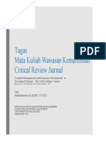 Tugas Review Jurnal Kemaritiman - I