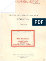 United States Army in World War II Statistics LendLease