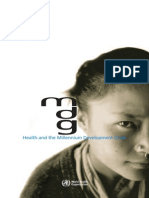 [World Health Organization] Health and the Millenn(BookFi.org)