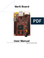 MarS Board User Manual_V2.0