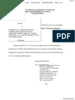 AdvanceMe Inc v. RapidPay LLC - Document No. 93
