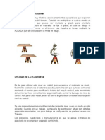 PLANCHETA Y DISTANCIOMETRO (TRABAJO DE TOPOGRAFIA).docx