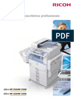 Catálogo Ricoh MP 2550-3350