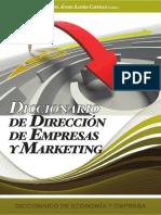DICCIONARIO DE DIRECCIÓN DE EMPRESAS Y MARKETING Director